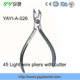 Ортодонтическое Plier-45° Светлые плоскогубцы провода