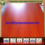 MDF de la melamina del uso de los muebles del panel 1220X2440xmm