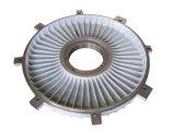 発電機の部品のための精密鉄の鋳造モーターカバー