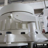 Frantoio unito del cono con il cilindro 3FT dell'olio idraulico della molla