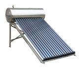Geyser solare a energia solare solare del riscaldatore di acqua dell'acciaio inossidabile (pressione solare)