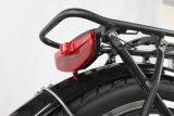 Bici eléctrica de la ciudad de 26 pulgadas con la batería de litio