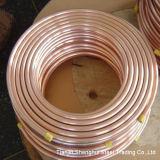Tube / tuyau en cuivre d'air de haute qualité (C11000, C10200, C12000, C12100, C12200)