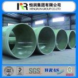 Tubulação de alta pressão da alta qualidade FRP para a venda