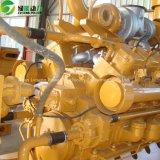 Ensemble de génération de turbine à gaz nature 100kw avec refroidissement par eau