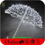 多彩なLEDの傘ライトクリスマスの装飾
