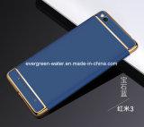 Accessoires de cas/couverture/protecteur de téléphone cellulaire de mode pour Redmi 3s