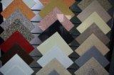 Verschiedene Farben schnitten Quarz-Fliese zurecht