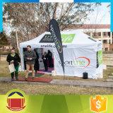 3X3m schioccano in su la tenda del Gazebo con stampa del cliente