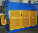 Freno de la prensa hidráulica, máquina del freno de la prensa, freno de la prensa de la hoja de metal, freno de la prensa, Wc67y-160t/3200