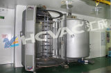 Macchina di rivestimento di alluminio di metalizzazione di plastica decorativa, impianto di metallizzazione di vuoto