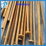 Machine de grenaillage de dérouillage de plaque en acier de la Chine
