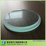 8mmの最もよい品質とつくことのための円形の緩和されたステップガラス