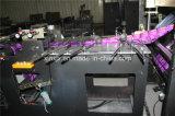 Seitliche Beutel-Mitte der Dichtungs-3, die den Fastfood- Beutel herstellt Maschine versiegelt