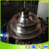 Dhc400 Máquina de separación centrífuga de disco de separación de separación de algas de Chlorella de descarga automática