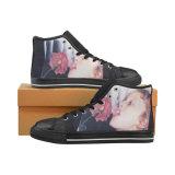 أسلوب لا عادة حذاء رياضة 002 قطعة [هي] [أونيسإكس] نوع خيش [كسول شو] عادة نوع خيش حذاء رياضة
