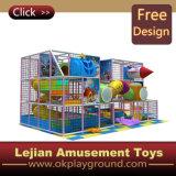 Qualität Children Indoor Play Castle Playground für Kindergarten mit SGS Certificate