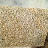 Chine Beige Granite G682 Granit Rusty G682 Jaune Granite Plaques Carrelage Pavé Pierre Cubestone Mur Pierre