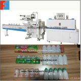 Macchina automatica di imballaggio con involucro termocontrattile della bottiglia della bevanda