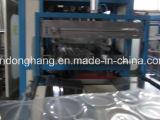 처분할 수 있는 초밥은 Thermoforming 플라스틱 기계를 상자에 넣는다