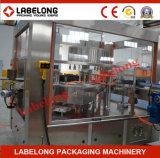 Machine à étiquettes de colle chaude de fonte pour la bouteille ronde