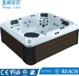 Monalisa Luxury Special Design Outdoor Whirlpool Massage SPA (M-3388)