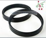 NBR/Silicone/FKM/EPDM/HNBR Gummio-ring für Auto, Gebäude, Maschine