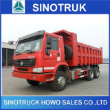 الصين [تيبّر تروك] [21-30تون] [هووو] [6إكس4] 10 عربة ذو عجلات [سنو] شاحنة [دومب تروك]