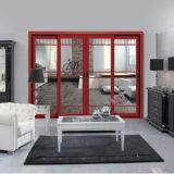 Дверь сползая строба Feelingtop Tepmerd стеклянная алюминиевая (FT-D80)