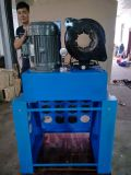 中国の製造者P52のフィン力の油圧ホースのひだが付く機械
