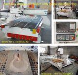 線形変更のカッター自動的に木製CNCのルーター