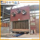 Het project van de Oven van de Tunnel van het Vuren van de Baksteen van de Klei van de Nieuwste Technologie bouwt met Zaal van de Kamer van de Baksteen de Drogende