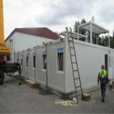 Vorfabrizierte helle bewegliche Stahlkabinen