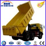 Camion à benne basculante de tombereau de Foton Auman 6X4 21.5cbm