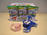 25g Soccer Ball Big Bubble Gum Roll