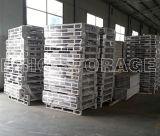 CE aprovado personalizado Armazém de armazenamento única cara Metal Aço Pallet