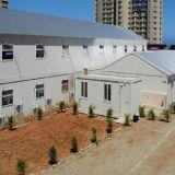 Edifício modular Containerized para o escritório e o acampamento provisórios