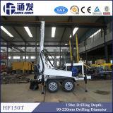 Recomendar fortemente! ! ! Máquina Drilling pequena de poço de água de Hf150t