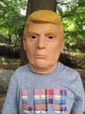 Máscara del traje del látex de Donald Trump del magnate del multimillonario