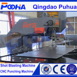 Feeding Platformの網のHole Punch Enconomy CNC Punch Press Machine