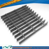 Barra de acero de ASTM que ralla la reja resistente