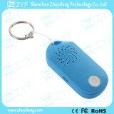 Mini altofalante Anti-Perdido de Keychain Bluetooth com o obturador fotográfico da câmera (ZYF3070)