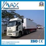 3 Radachse 45t Refrigerated Cargo Trailer Low Price