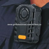 Enregistrement sans fil imperméable à l'eau de bouton du support un d'appareils-photo de corps de police de Senken