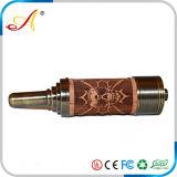 Cigarette électronique en bois de la meilleure de la vente 2014 du X-Feu E tension variable de cigarette (le X-Feu)