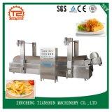 기계와 닭 또는 칩 프라이팬 Tszd-80를 튀기는 식사 감자 튀김