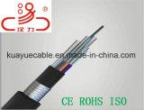 GYFTY53 Aire Libre Cable De Fibra Optica/cavo del calcolatore/cavo di dati/cavo di comunicazione/audio cavo/connettore