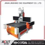 Qualitäts-multi Kopf CNC-Fräser für Stein