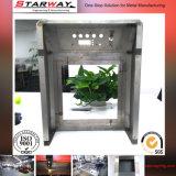 Fabrication de tôles avec découpe au laser Haute qualité usine de Shanghai