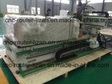 Macchina Drilling di falegnameria di CNC della testa di 2 Spindles+ 1 Fam